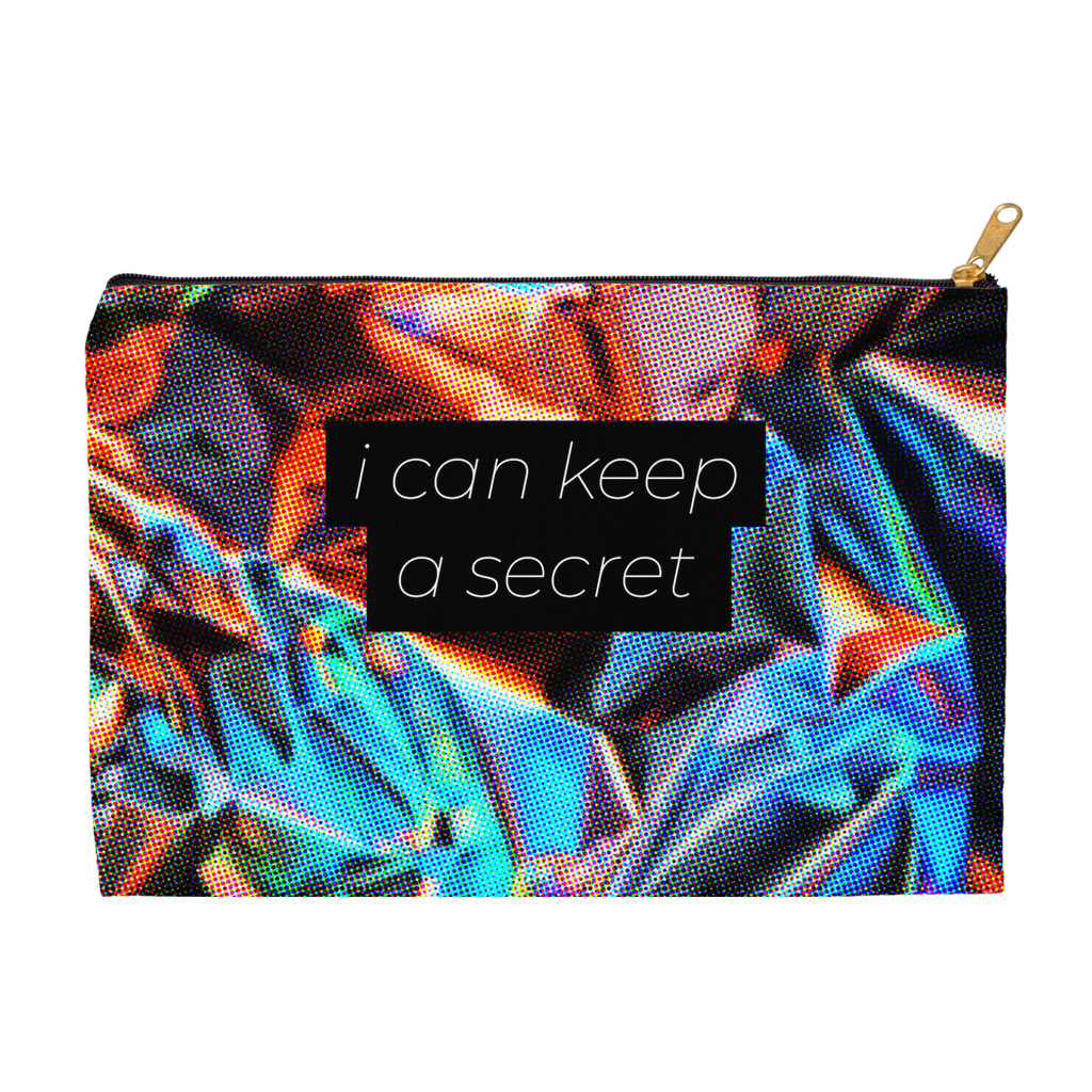 Conversational Pouch - I Can Keep a Secret