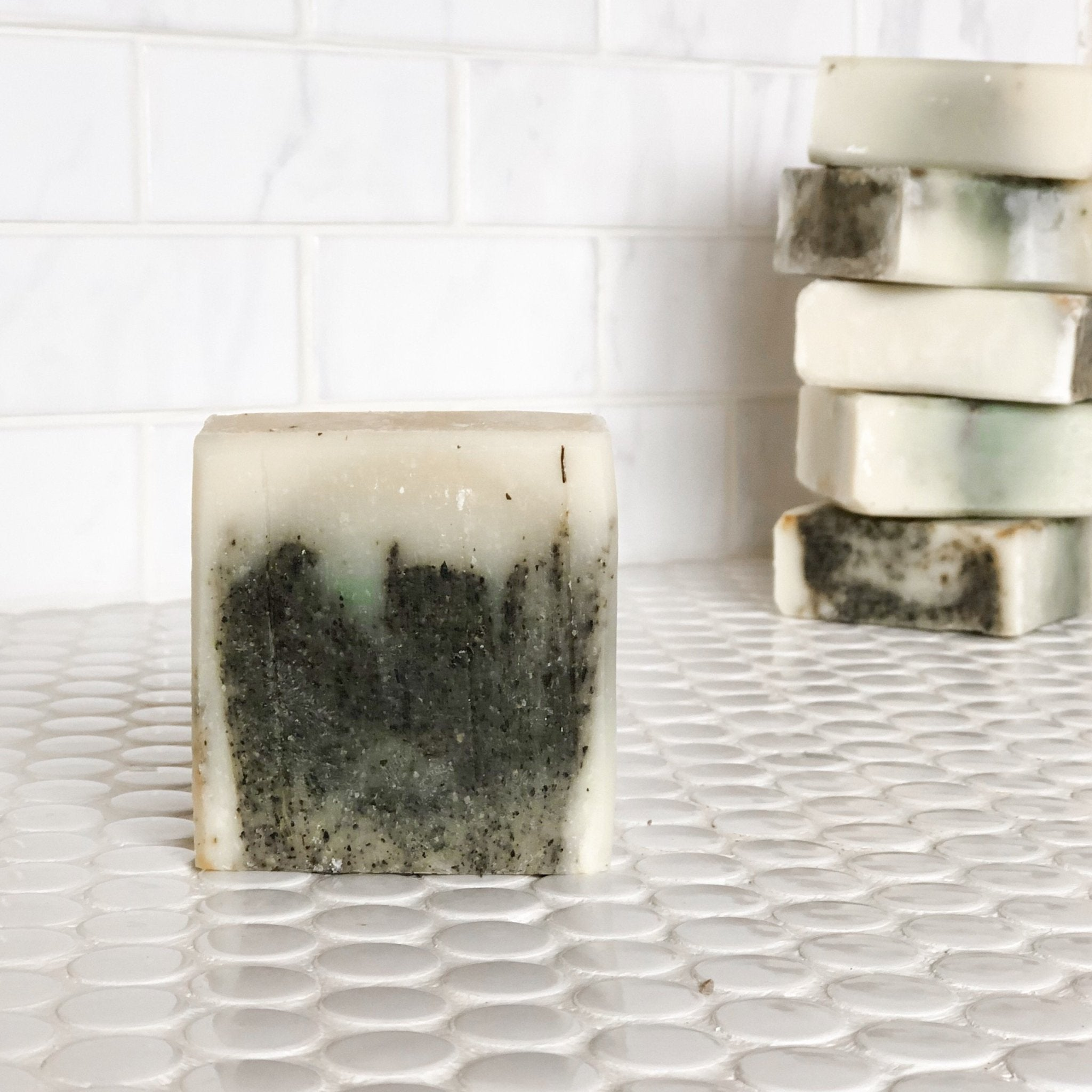 Cleansing Bar : Cooling Mint
