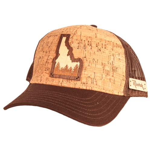 Idaho Treeline Inlay Trucker Cap