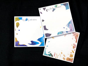 My Daily Intention - Sticky Notes (Set of 3)