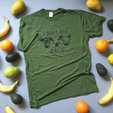 I Don't Eat Pals ECO T-shirt - Men's Unisex cut