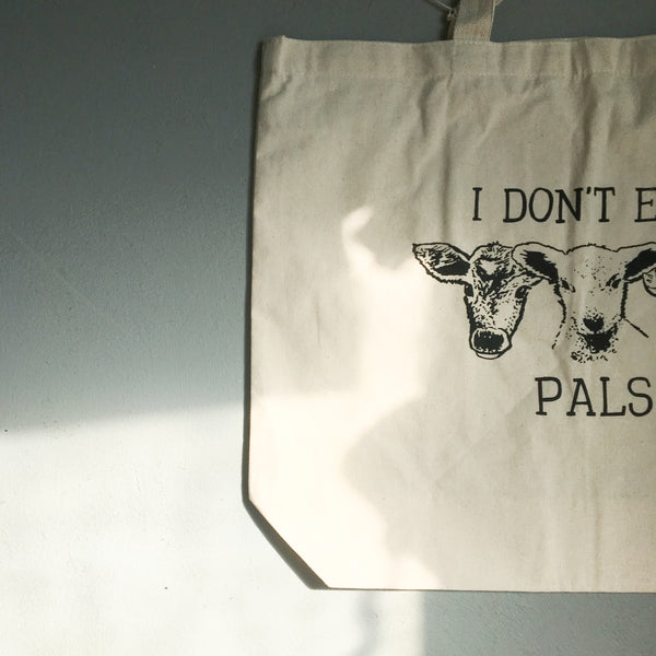 I Don't Eat Pals Recycled Cotton Tote