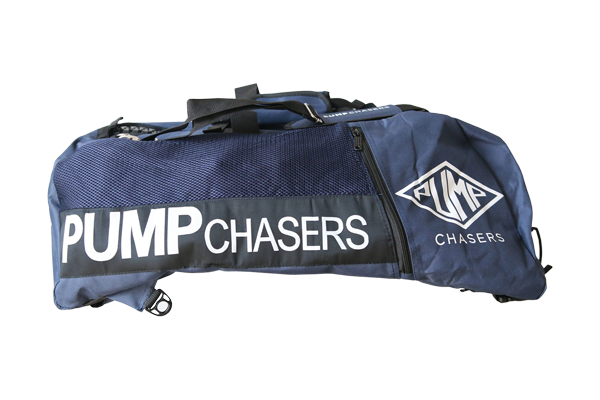 The 2-In-1 Heavy Duty Gym Bag (DARK BLUE COLOR) – Pump Chasers Clothing e22ea87358f