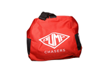 The 2-In-1 Heavy Duty Gym Bag (Red COLOR)