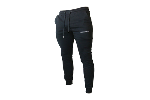 Winter Joggers: Black