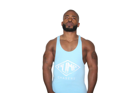 Tapered Waist Stringer: Teal (with White logo) ''Read The Description''