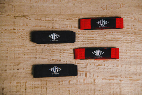 Pump Chasers Lifting Straps