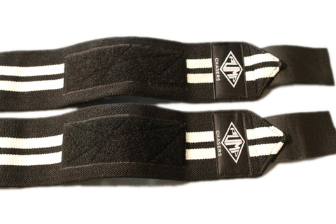Pump Chasers Heavy Duty Wrist Wraps