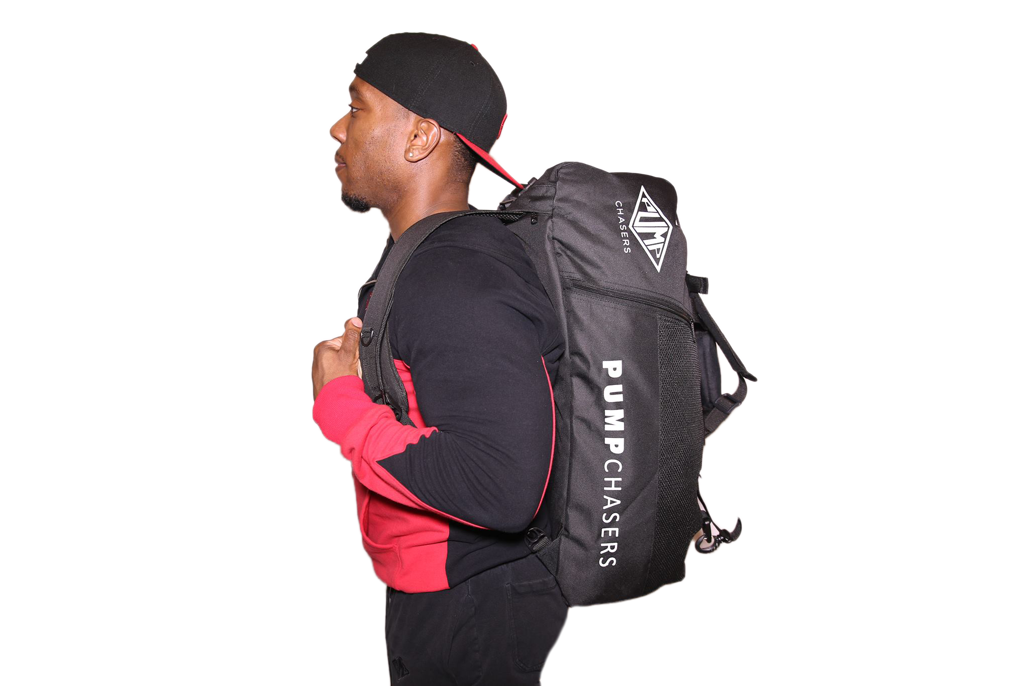 The 2 In 1 Heavy Duty Gym Bag