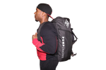 The 2-In-1 Heavy Duty Gym Bag (BLACK COLOR)