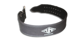 10mm Double Prong Weight Lifting Belt (Color: BLACK)