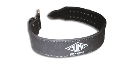 Pump Chasers 10mm Double Prong Weight Lifting Belt