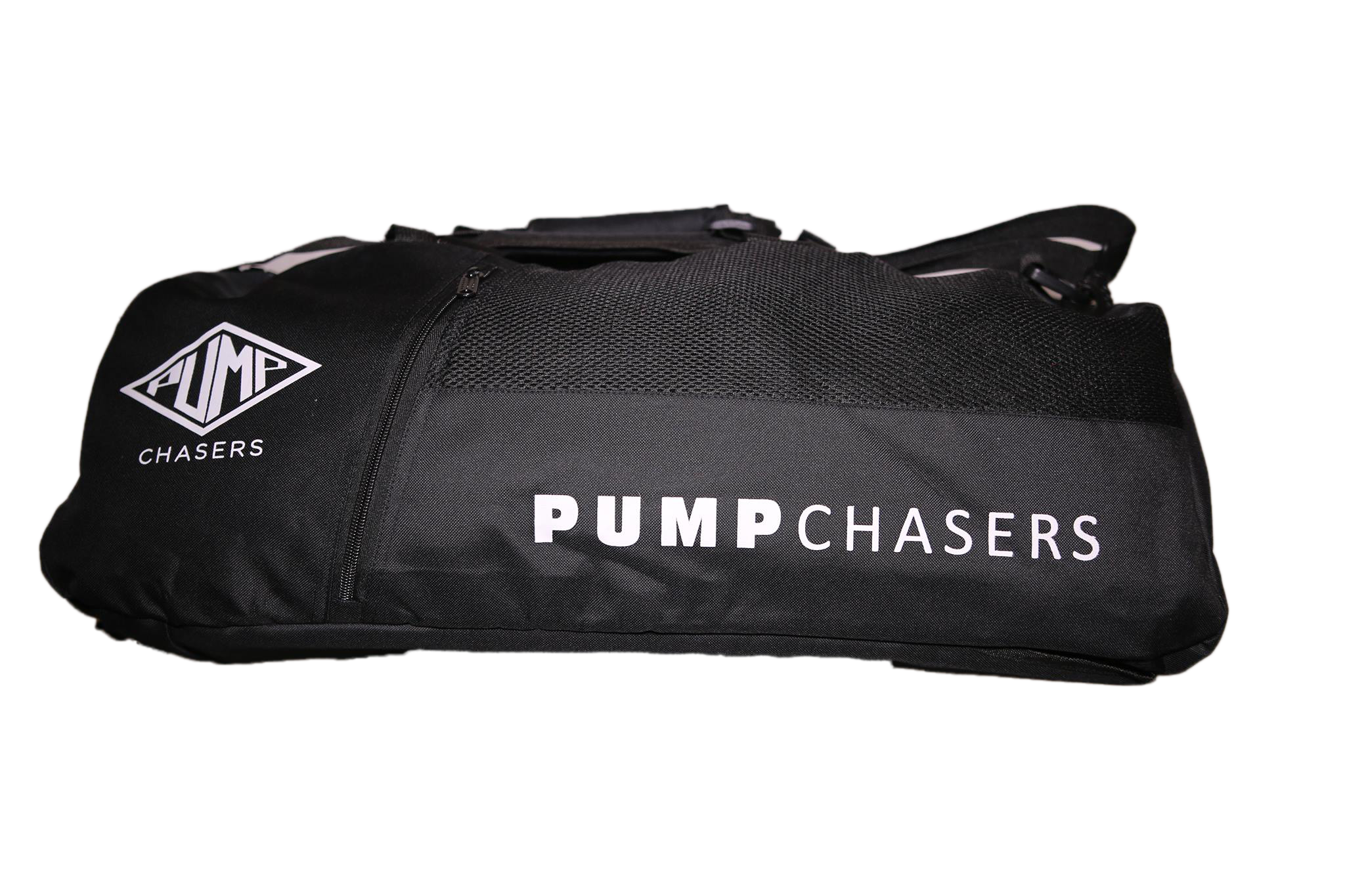 The 2-In-1 Heavy Duty Gym Bag (BLACK COLOR) – Pump Chasers Clothing