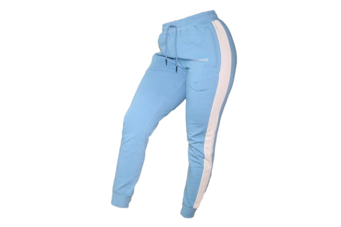 WOMENS 3D JOGGERS: BLUE