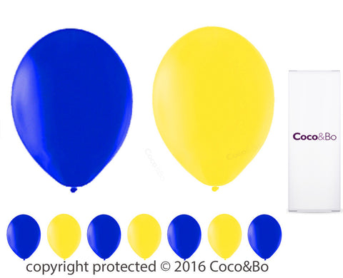 Minions Yellow & Blue Party Balloons