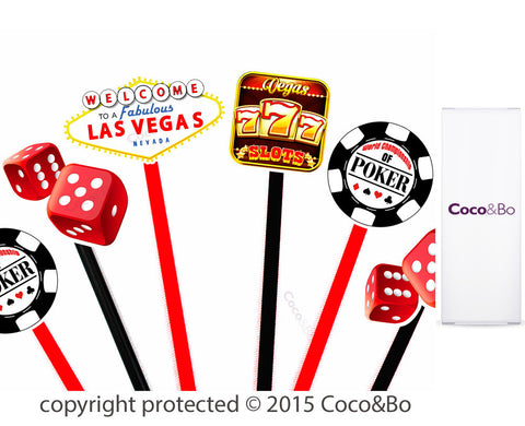 Fabulous Las Vegas Cupcake Picks