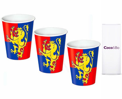 Gryffindor Hogwarts Party Cups