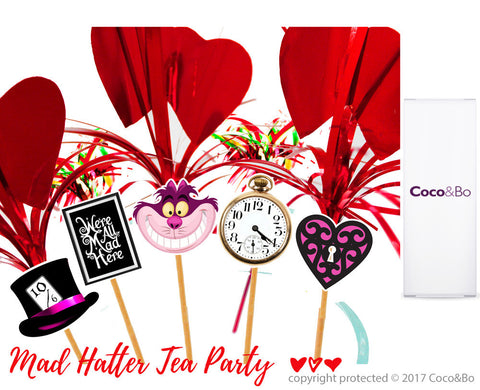 Mad Hatter Tea Party Picks
