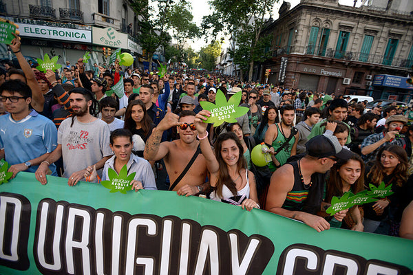 Uruguay - Top destination for stoners to travel