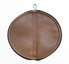 Slimjim leather rolling pouch