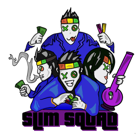 Slimjim Squad - Affiliate Plan