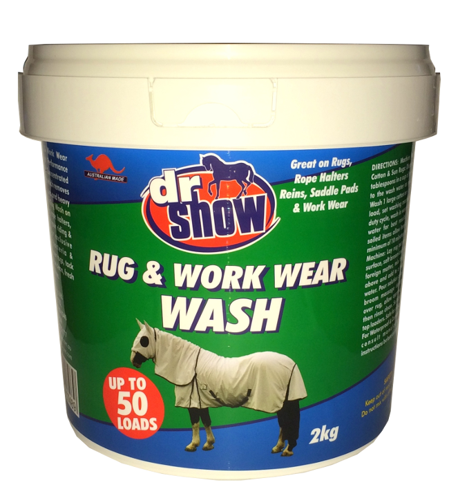 Dr Show Rug & Work Wear Wash