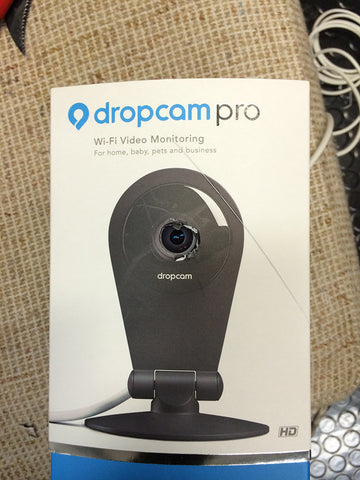 Hidden Dropcamholw in the Dropcam box 3