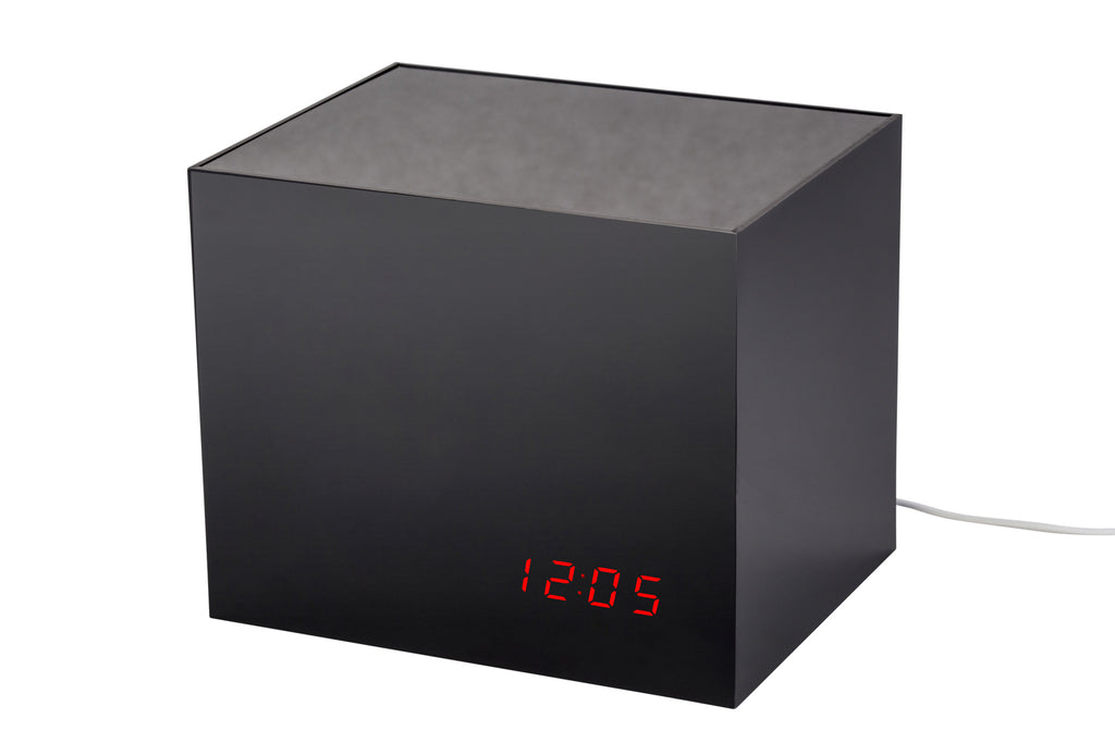 Black Box LED Clock to Hide Your D-Link DCS-932L