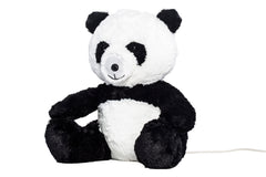 Hidden Dropcam Panda bear Dropcam baby monitor
