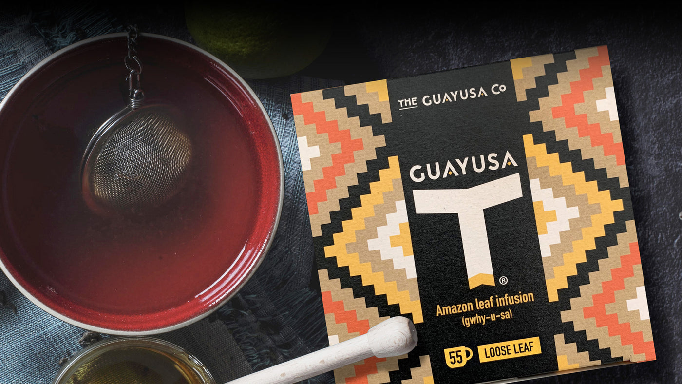Enjoy energy tea from the Amazon – Guayusa