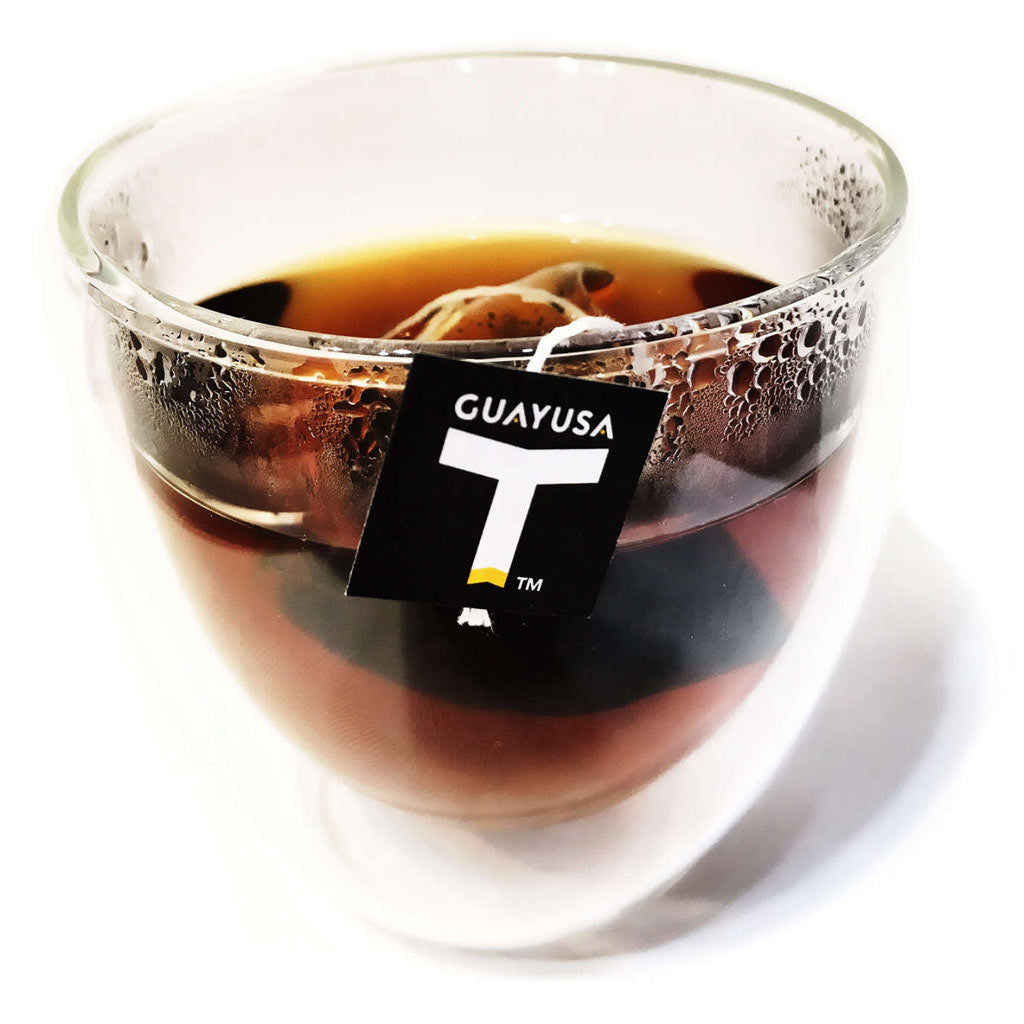 Cup of Guayusa tea