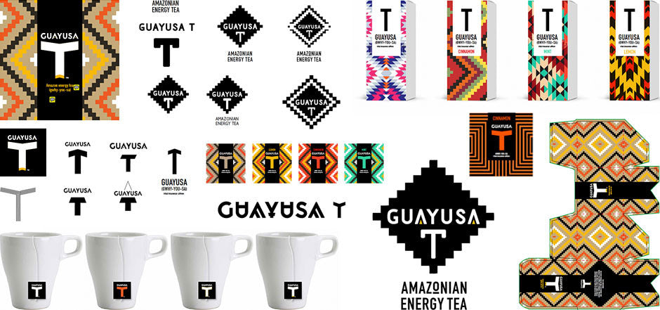 Developing the Guayusa Tea Shop brand