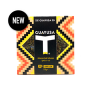Black Guayusa loose leaf pack - 110 grams