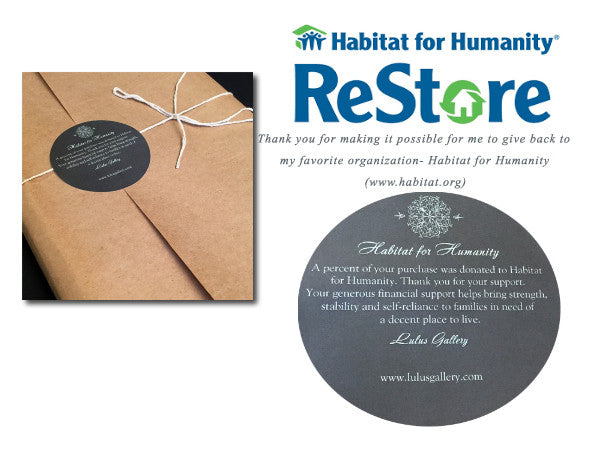 Why Restore....