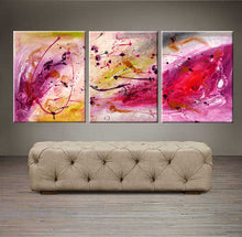 "'Peace Within'  - 48"" X 20"" Original Abstract  Art."