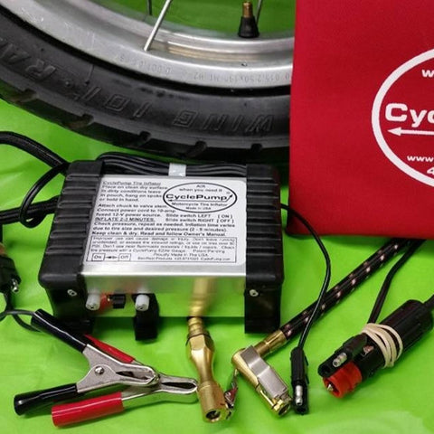 Cycle Pump by BestRest Products (As seen in MCN & BMW ON)
