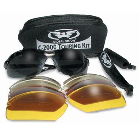 Global Vision C2000 Touring Kit