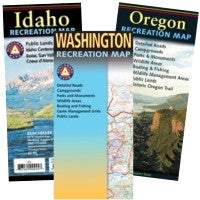 Folding Recreation Maps