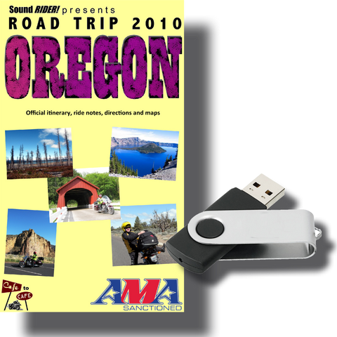 Road Trip: Western Oregon Cascades and Coast