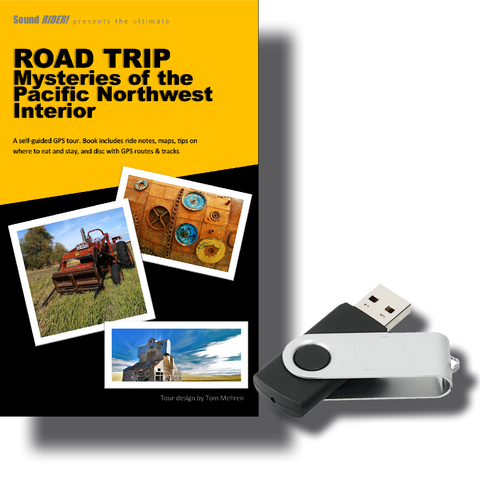 Road Trip: Mysteries of the Pacific Northwest Interior