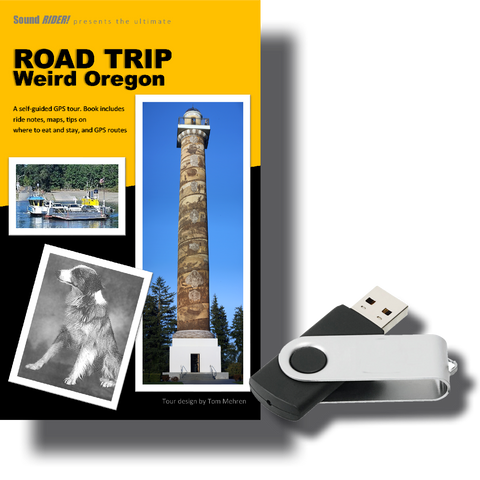 Road Trip: Weird Oregon
