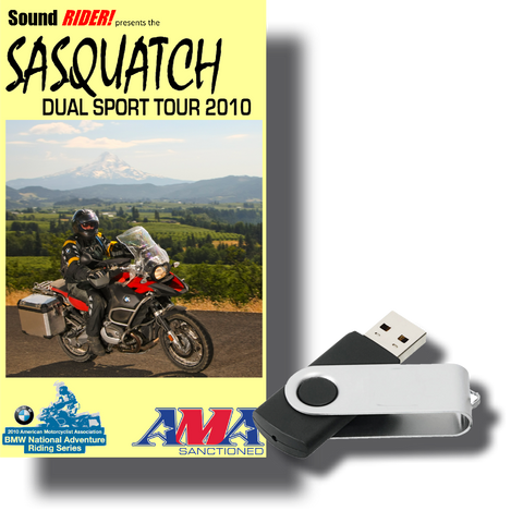 Sasquatch Dual Sport Adventure Tour: Western Oregon Cascades and Coastal Range