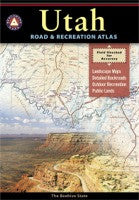Utah Road & Recreation Atlas