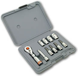 MiniSet Hex & Philips Metric by CruzTOOLS