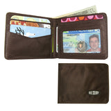 Big Skinny Multi-Pocket Bi-Fold Wallet