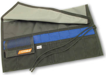 Roll-up Tool Pouch by CruzTOOLS