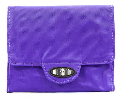 Big Skinny Ladies Trixie Tri-Fold Wallet