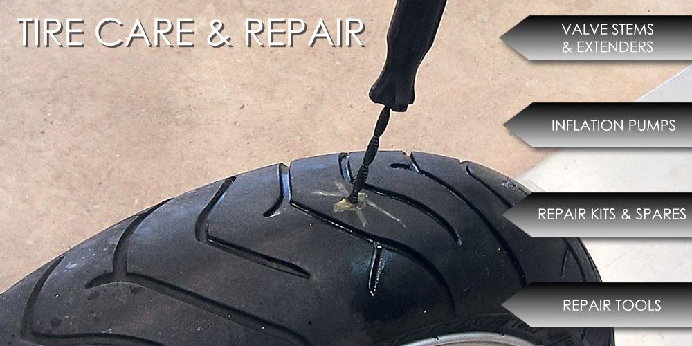 Tire Care and Repair