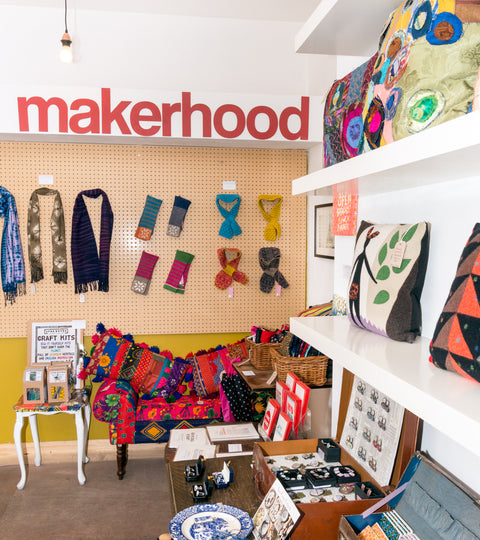 Welcome to the Makerhood!