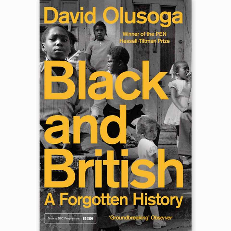 British Isles, Africa, Caribbean, history, Black History, non-fiction